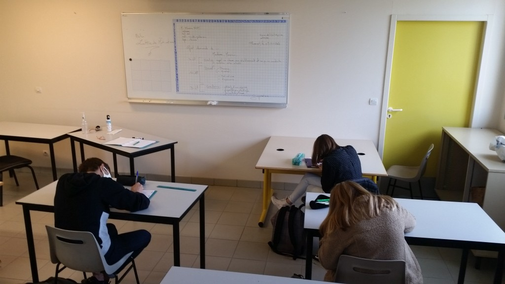 Atelier Orientation : lettre de motivation !