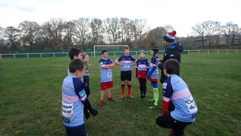 Section Sportive Rugby - 105
